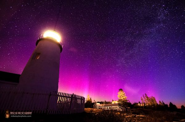Can You See Northern Lights Maine
