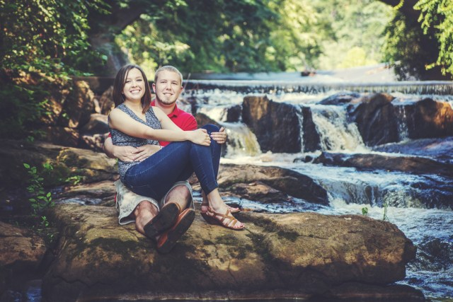 Hard Labor Creek Engagement Session, Roswell Wedding Photographer, Atlanta