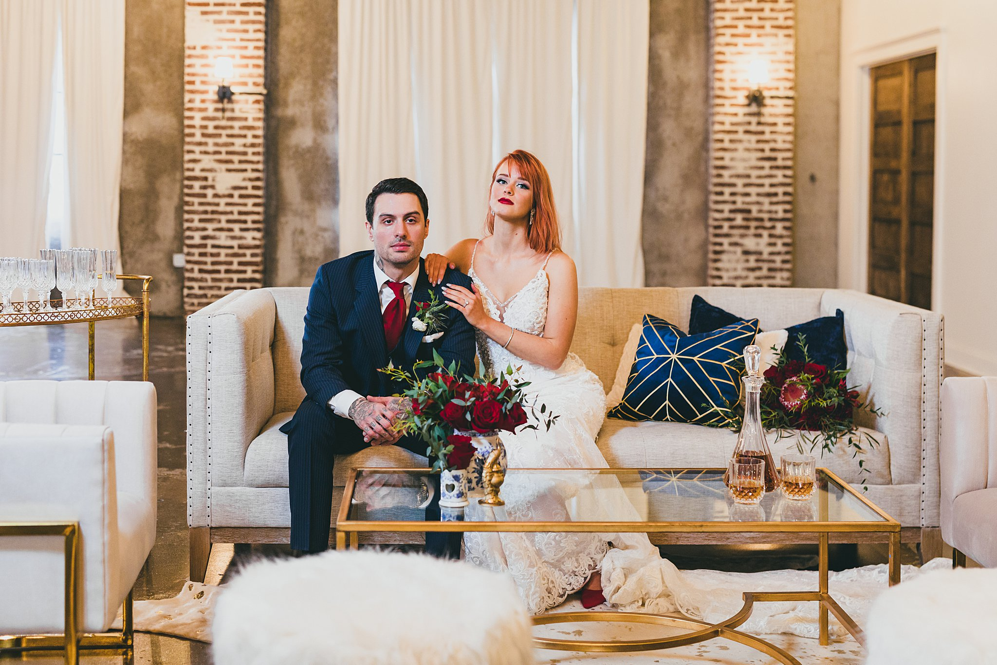 Styled Shoot Hollywood Regency Wedding Inspiration, Atlanta Wedding Photographers