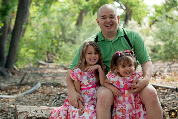 Family Portraits in Albuquerque, New Mexico