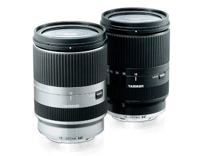 Tamron 18-200mm for Sony NEX