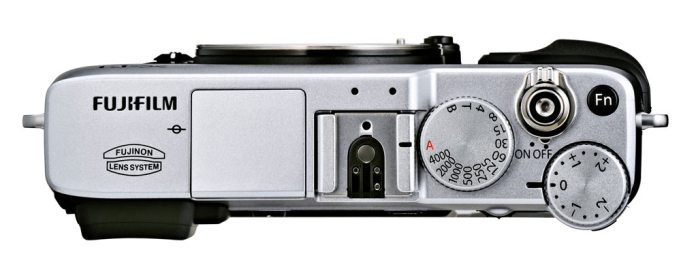 fujifilm x-e1 digital camera