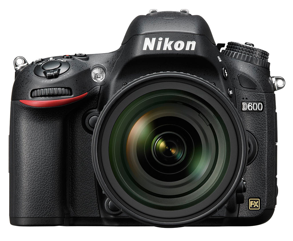 Nikon D600 Full Frame 24MP DSLR for $2,100/€2100 unveiled ...