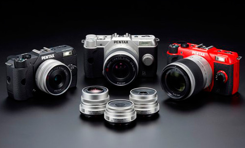 The Pentax Q10 and Q mount lenses
