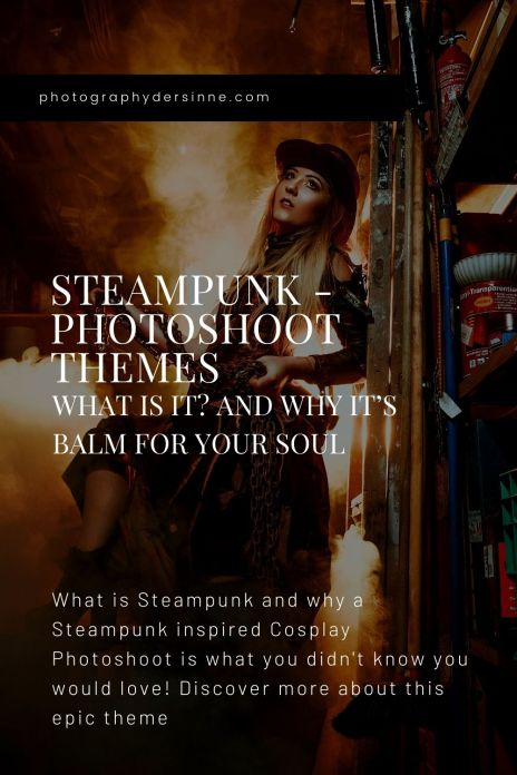 STEAMPUNK WHAT IS IT AND WHY IT IS BALM FOR YOUR SOUL