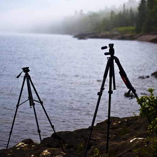 camera tripod photo