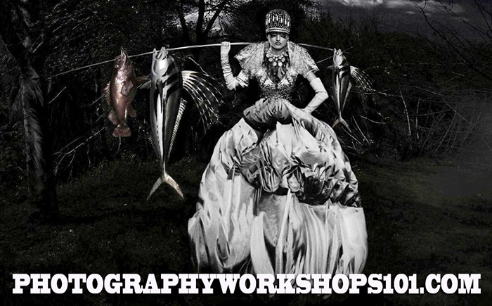 High fashion photography workshops in Los Angeles, California