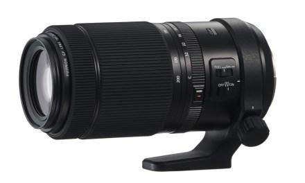 Fujifilm anuncia un objetivo 100-200mm f/5,6 para medio formato GFX