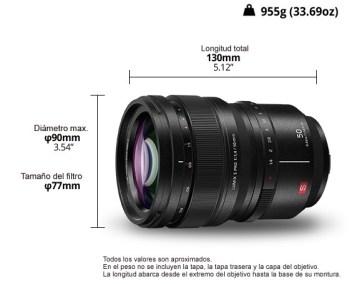 Photoinfo.org Nuevo-Objetivo-Panasonic-Lumix 50mm S PRO F/1.4