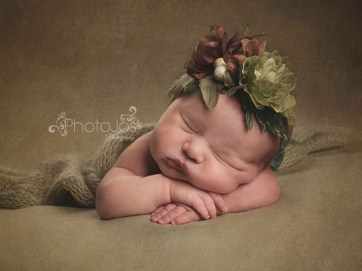 Baby portrait by Photojos Photography