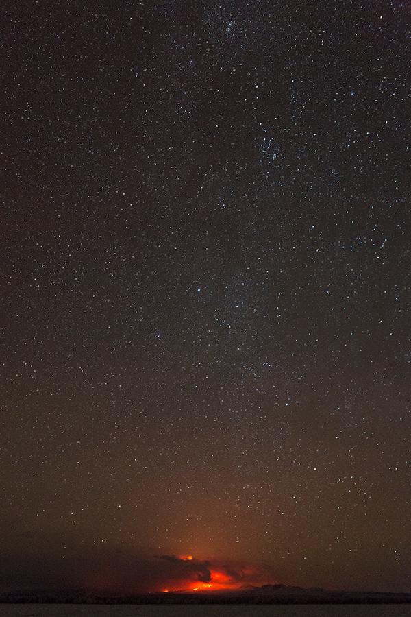 Звездное извержение