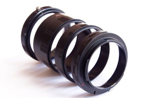 • Extension tube set •