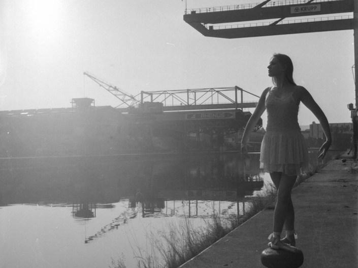 Ballerina Hafen