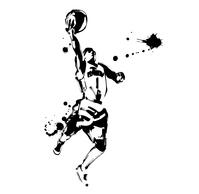 バスケットボール バスケ