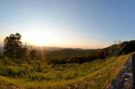 Sunset 1 by Nathan Hetzler