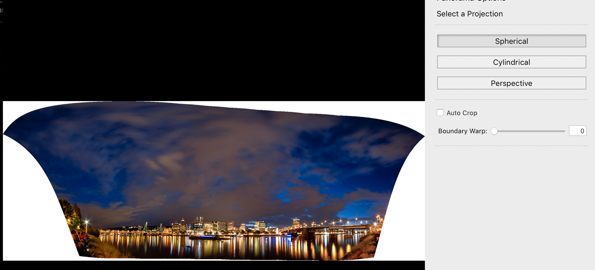How to easily shoot and stitch a panorama picture photo lowdown when you are satisfied with the settings click the merge button once complete you will have a newly stitched panorama in your lightroom image library jeuxipadfo Gallery