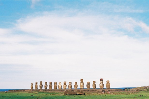 Travel » Easter Island, Chile