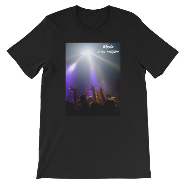 music-is-my-religion-photomusicology-carla-durham-t-shirt-black