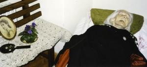Olga Rudge deathbed