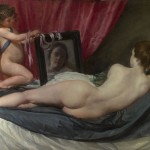 Venus at her mirror