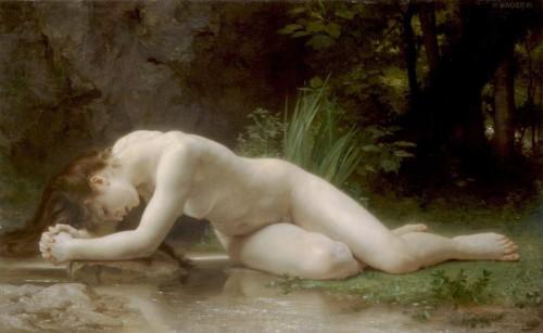 Byblis (1884) Bouguereau