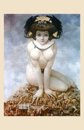 Elle (1905) Mossa