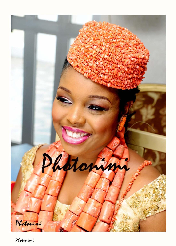 Beautiful Bride In Traditional Attire