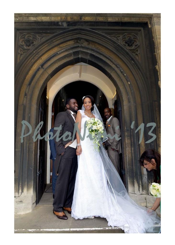 lovely couple, the odukoyas, photo nimi