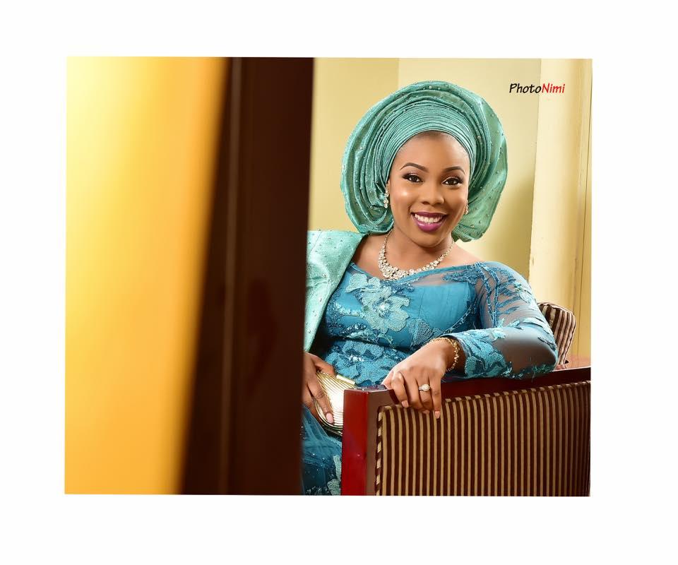 Temi & Seun, traditional Yoruba wedding, Lagos, Photonimi, wedding photographer