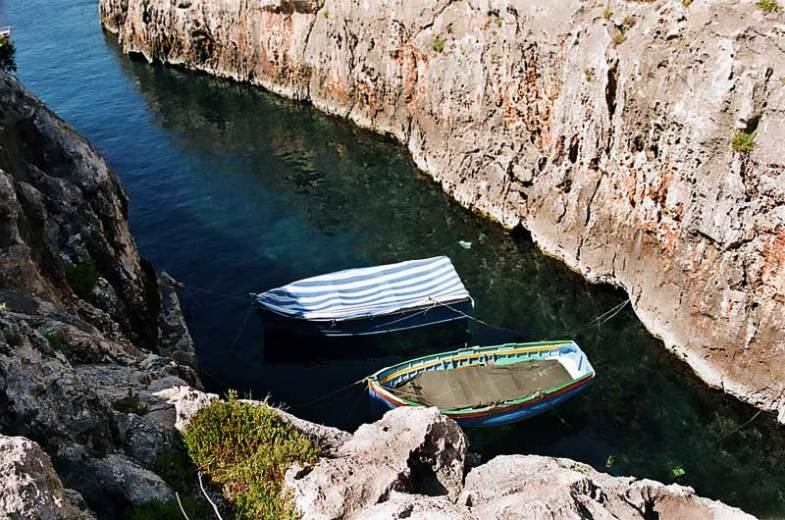 Blue Grotto II Boats