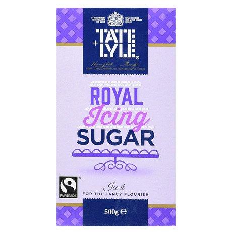 A 500g packet of Royal Icing Sugar