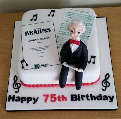 Musician Cake