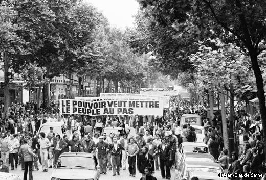 Manifestations de Mai 68