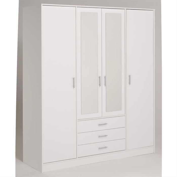 Armoire Blanche Pas Cher With Placard Conforama