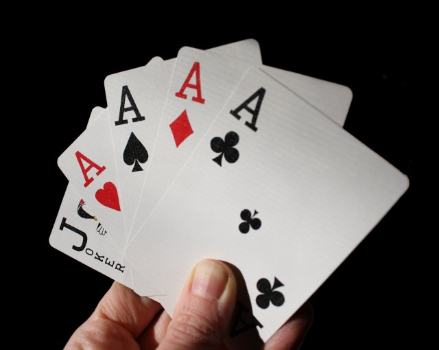 Winning Poker Hand Picture | Free Photograph | Photos ...