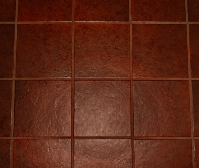 Brown Floor Tile Texture