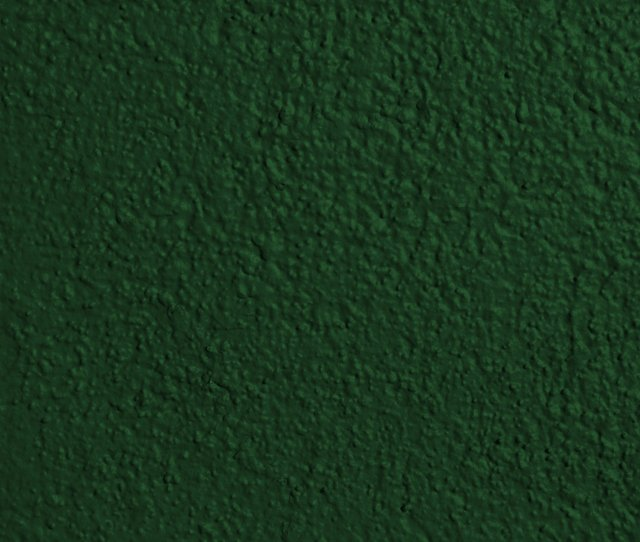 Forest Green Painted Wall Texture