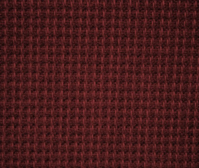 Maroon Upholstery Fabric Texture