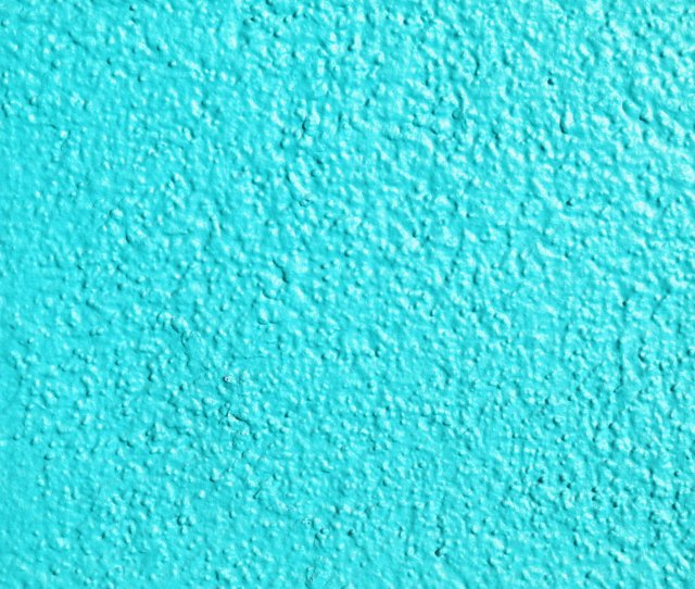 Teal Painted Wall Texture