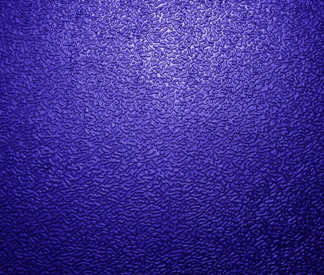 Textured Royal Blue Plastic Close Up