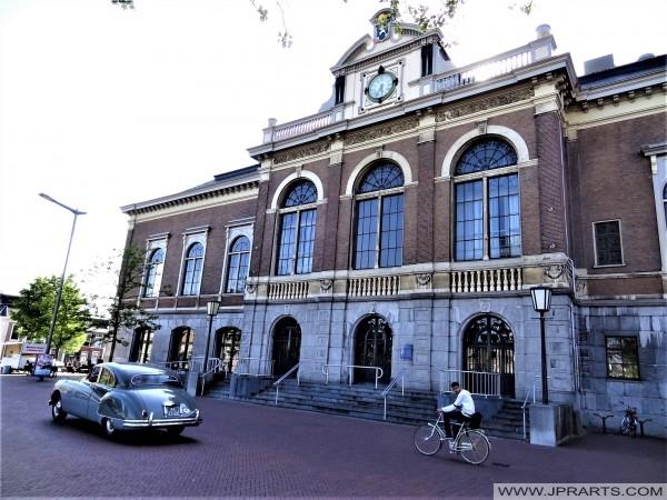Bibleteek yn Ljouwert, Nederland