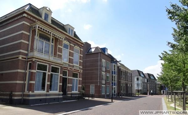 Oostersingel in Assen, Nederland