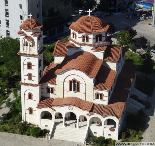 Katedralja e Shën Palit dhe Shën Asti (Durrës, Albania)