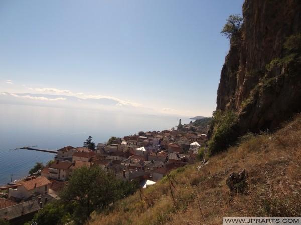 Radožda ve Ohri Gölü (Makedonya)