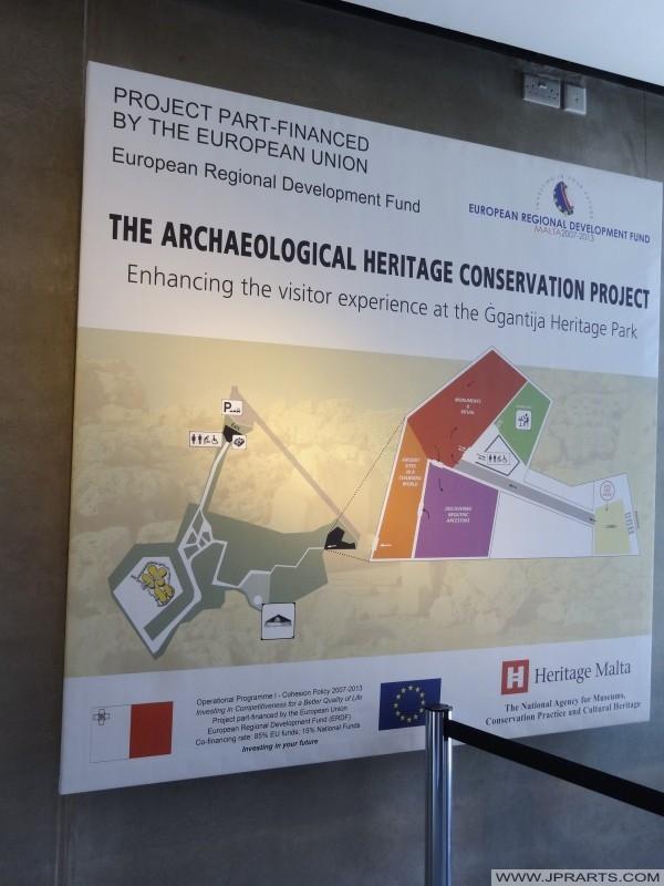 El Proyecto Arqueológico Conservación del Patrimonio (Ġgantija Museo, Gozo, Malta)