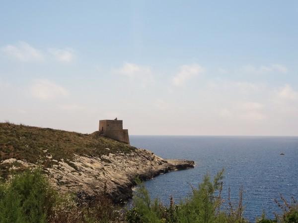 Xlendi tårnet, Munxar (Gozo, Malta)
