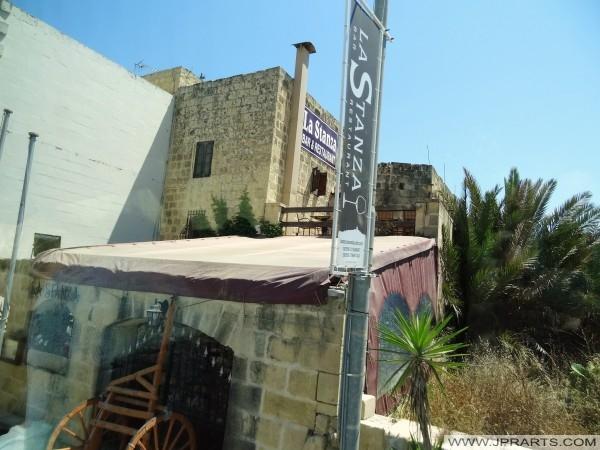 Bar & Restaurant La Stanza a Victoria (Gozo, Malta)