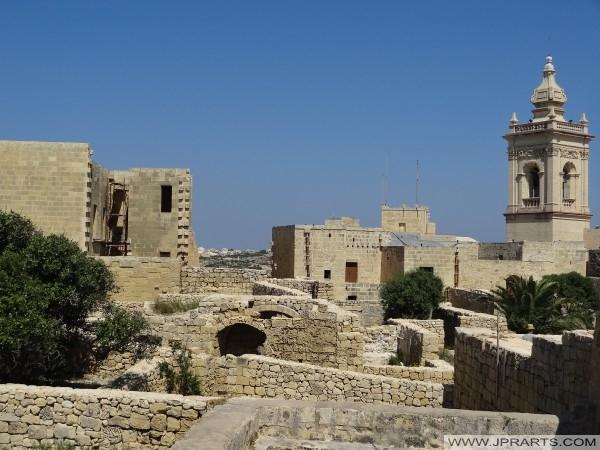 Cittadella in Victoria (Gozo, Malta)