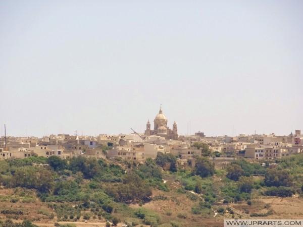 Rotonde de Xewkija (Gozo, Malta)