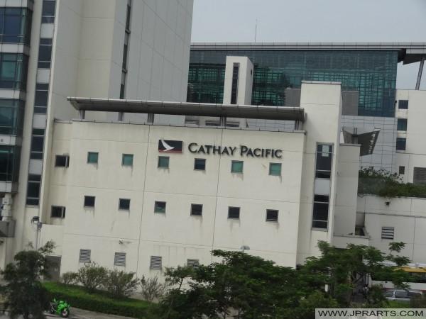 国泰航空的全球总部设在香港